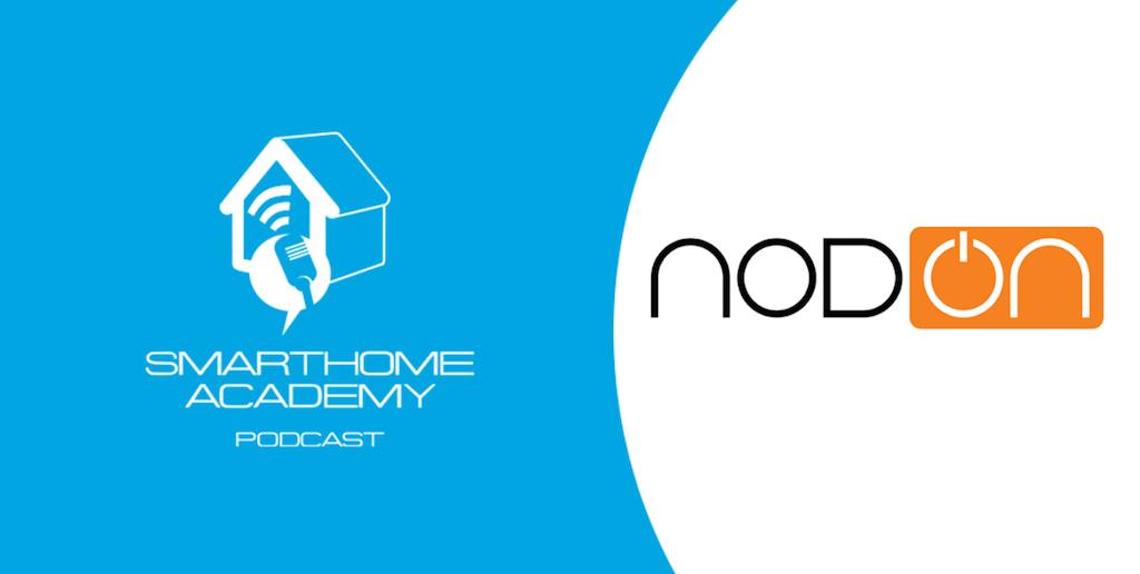 #91 – NodOn et sa gamme de dispositifs sans piles, sans fils